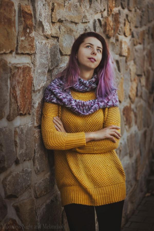 Merredith - Lýdia Štoffová portrét