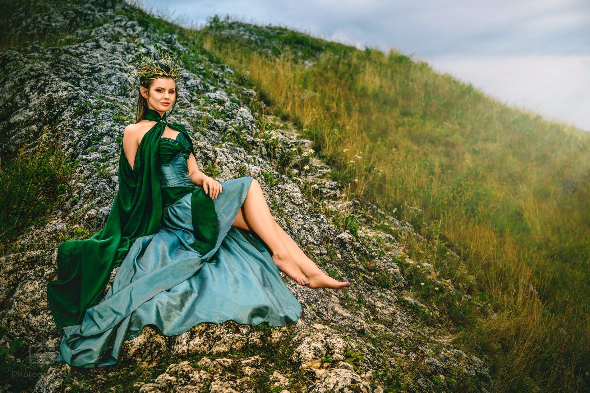 Kostým elfa (foto: Ľubo Gregušiak pre Mgr. Elf)